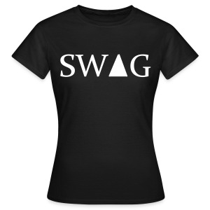 Female Swag Black - Women's T-Shirt