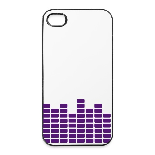 Iphone deksel 4S wave - iPhone 4/4s hard case