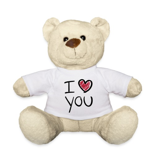 Ourson I Love You - Nounours