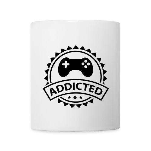 Game Addicted Cup - Tazza