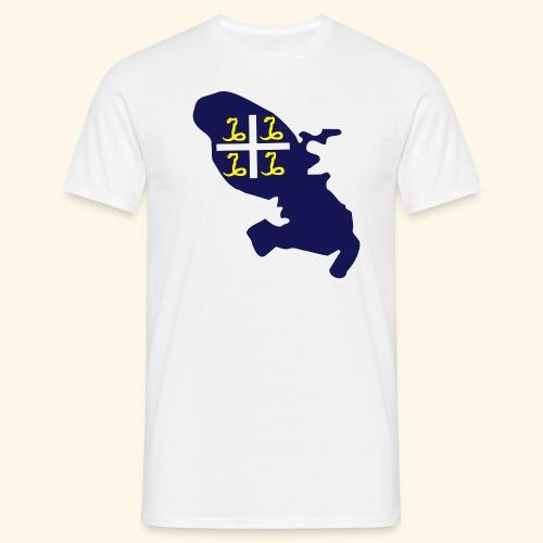 Martinique drapeau fashion - T-shirt Homme
