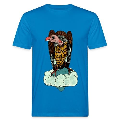 mannen T-shirt gier - Mannen Bio-T-shirt
