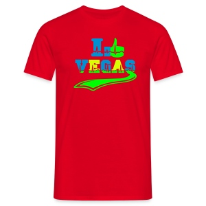I like Las Vegas - Men's T-Shirt