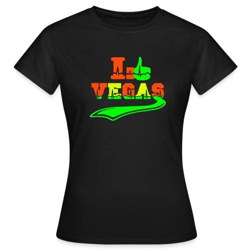 I like Las Vegas - Women's T-Shirt