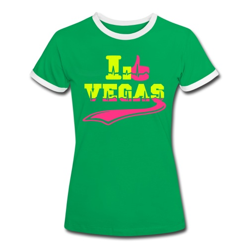 I like Las Vegas - Women's Ringer T-Shirt