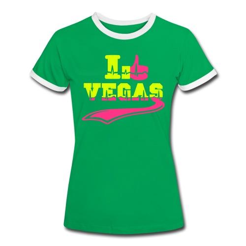 I like Las Vegas - Women's Ringer T-Shirt