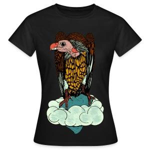 vrouwen T-shirt gier - Vrouwen T-shirt