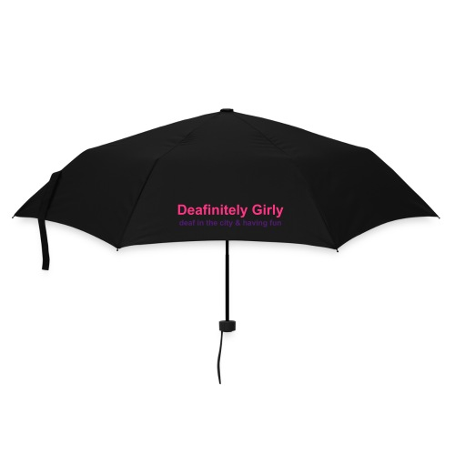 My umbrella - Umbrella (small)