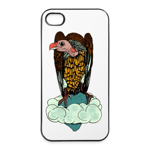 iPhonecase 4/4s gier - iPhone 4/4s hard case