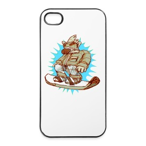 snowboard - iPhone 4/4s Hard Case