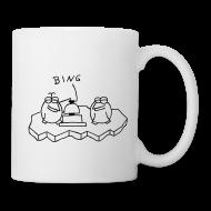 Tassen & Zubehör ~ Tasse ~ Die Binguine - Tasse (weiß)