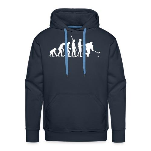Evolution Hoody - Männer Premium Hoodie
