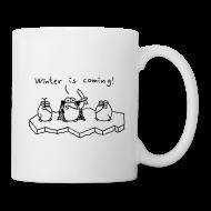 Tassen & Zubehör ~ Tasse ~ Winter is coming - Tasse (weiß)