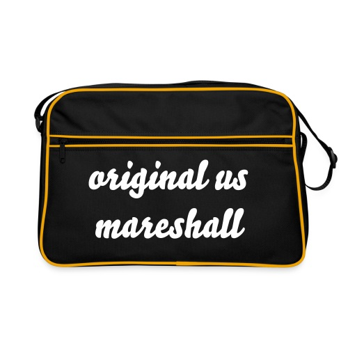 sac bendouillere  original us marshall - Sac Retro