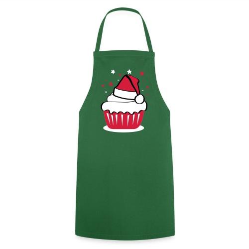 Weihnachtscupcake - Kochschürze