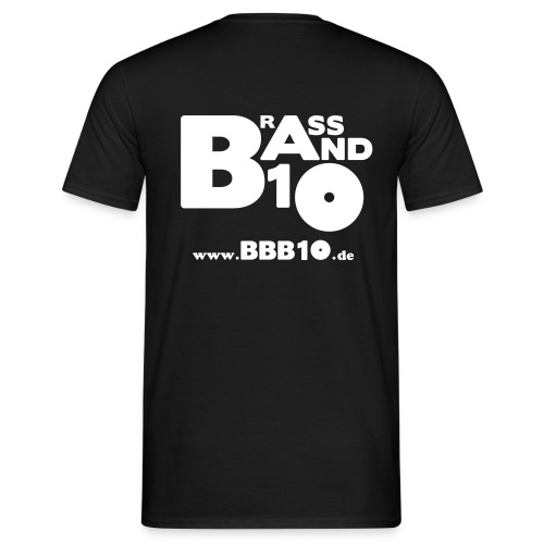 Brass Band B10 - T-Shirt - Männer - Männer T-Shirt