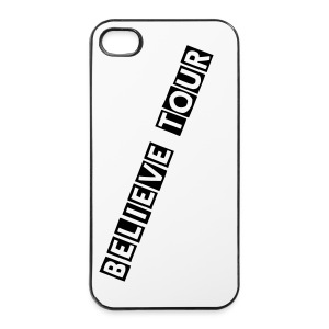 Justin bieber's 'Believe Tour' Iphone cases (black)  - iPhone 4/4s Hard Case