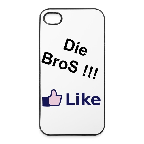 I Phone 4/4s Cover Die BroS - iPhone 4/4s Hard Case