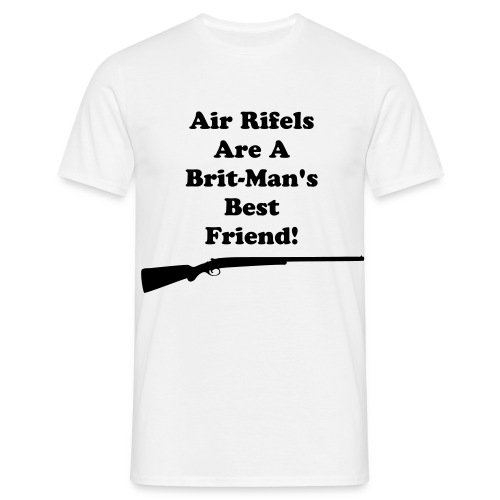 Air Rifle - Men's T-Shirt