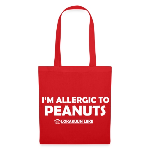 Peanuts-kassi - Kangaskassi
