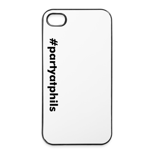 #partyatphils - iPhone 4/4s Case - iPhone 4/4s Hard Case