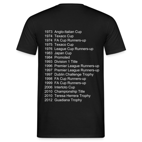 Men's T-Shirt - Toon Since 69 - Men's T-Shirt