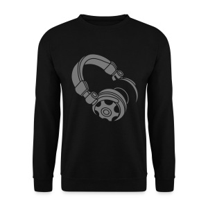Casque  - Sweat-shirt Homme
