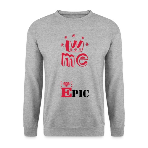 Bad Brilliant and Epic Hoody - Männer Pullover