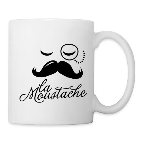 moustache mok - Mok