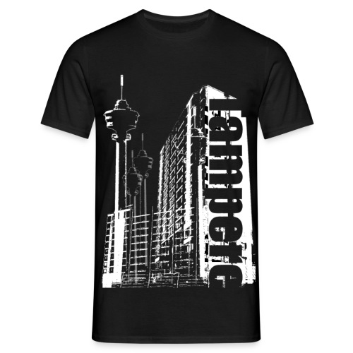 DBT- Tampere - Miesten t-paita