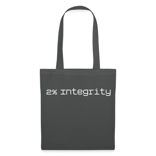2 percent - Tote Bag