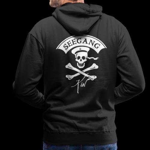 ~ Seegang Kiel ~ - Männer Premium Hoodie