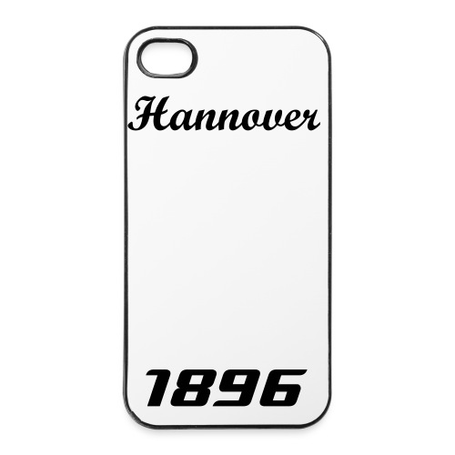 Hannover 1896 Iphone Case - iPhone 4/4s Hard Case