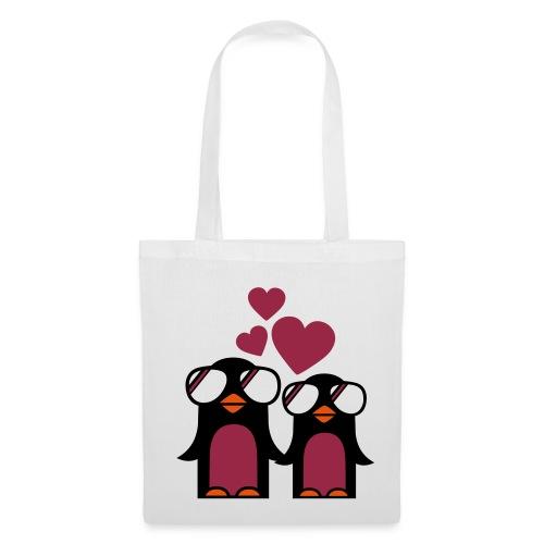 Funky Penguin Tote Bag - Tote Bag