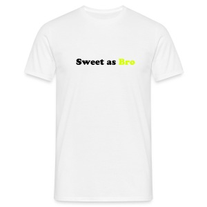 Men's T-Shirt - Apparently its the second most commonly used phrase in New Zealand after Awesome. Represent New Zealand with this Legit as Tee!
