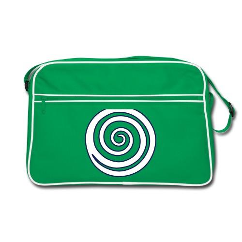 Spirale - Retro Tasche