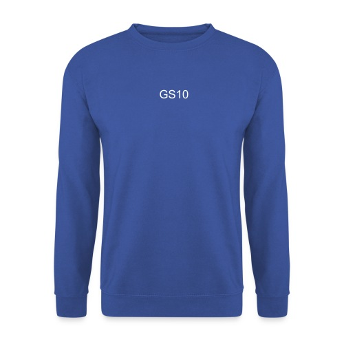 GS10 - Mannen sweater