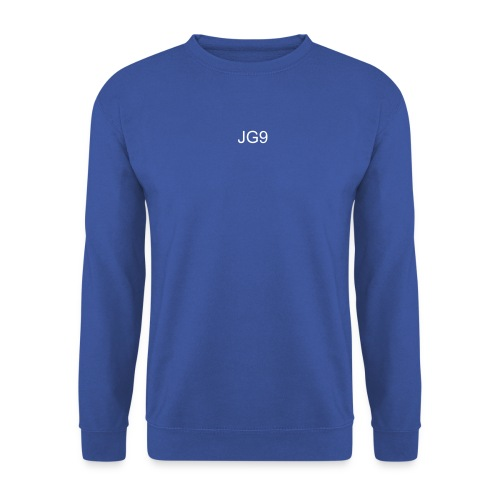 JG9 - Mannen sweater