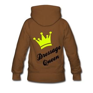 Dressage Queen Sweater - Vrouwen Premium hoodie