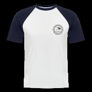 T-Shirts ~ Männer Baseball-T-Shirt ~ Männer Baseball T-Shirt