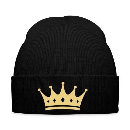 Beanie Mütze für den Winter | #YC Kingz Logo - Wintermütze
