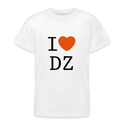 I Love DZ - T-shirt Ado