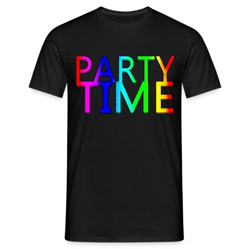 Party-Zeit! - Männer T-Shirt