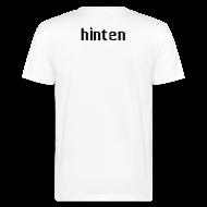 T-Shirts ~ Männer Bio-T-Shirt ~ Hinten