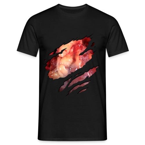 Gedärme - Männer T-Shirt