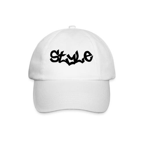 Style-Cap - Baseballkappe