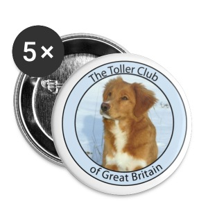 Club Badge - Buttons small 25 mm