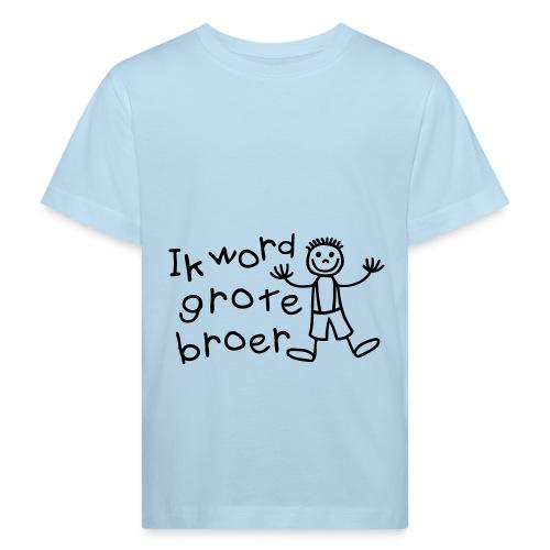 Kinder shirt met korte mouwen - Kinderen Bio-T-shirt