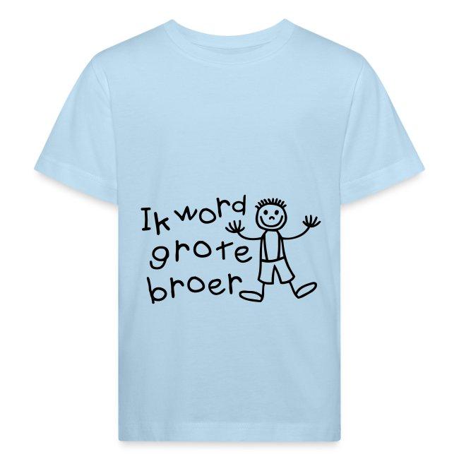 Kinder shirt met korte mouwen