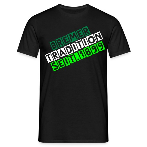 Tradition - Männer T-Shirt